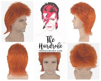 DAVID BOWIE ZIGGY Sternenstaub Halloween Kostüm (David Bowie Halloween Kostüm)