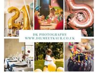 Event Photographer, Photography from £70