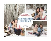 Couples Mini Photo Sessions (Flaunt Photography)