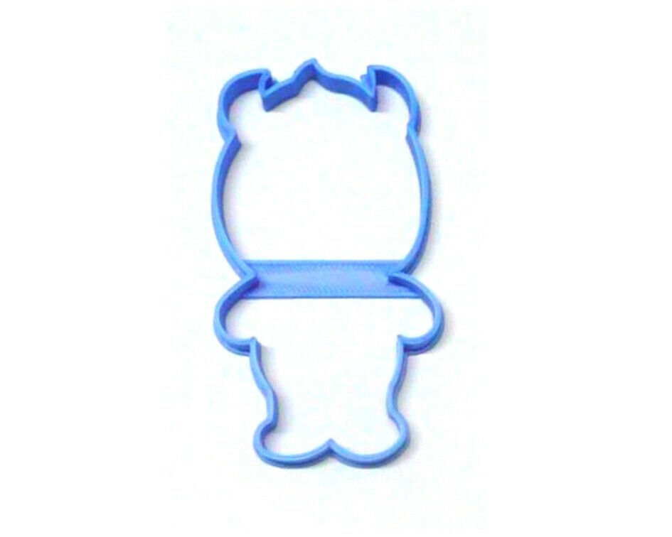 MONSTERS INC SCARE FACTORY KIDS CARTOON MOVIE CHARACTER COOKIE CUTTER USA PR1411 - $8.99