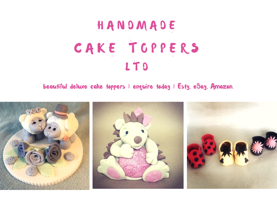 Handmade Cake Toppers Ltd