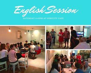Free English Conversation class Surfers Paradise Gold Coast City Preview