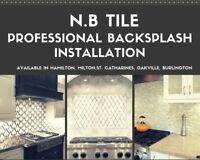 Backsplash Tile Installation ** Reasonable Pricing **