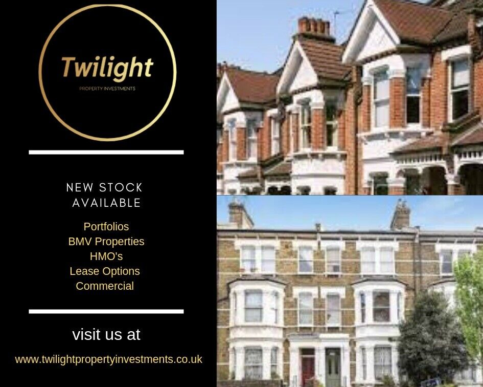 Property Investors!!!!! We have BMV, HMO and Commercial