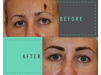 Models required for semipermanent makeup: hair stroke brows. Save £££ on the regular price!