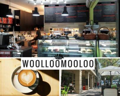 UNDER OFFER!!! 5 DAY CAFE - WOOLLOOMOOLOO