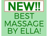 BRAZILIAN ELLA'S BEST FULL BODY Massage INCALL OUTCALL Massage Hammersmith Near Fulham & Kensington