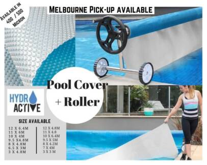 KLIKA SWIMMING POOL ROLLER COVER PICK UP AVAILABLE IN MELBOURNE