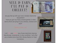 Sell & earn