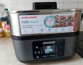 Morphy richards intellisteam (new)!. With Fully 3 years guarantee included!.