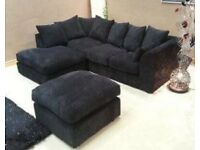 Sale On Brand New Dylan Jumbo Cord Corner & 3+2 Seater Available In Stock Order Now..!!