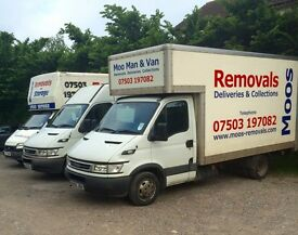 Removals Deliveries and Collections.
