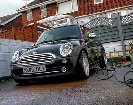 Mini Cooper Facelift 2005