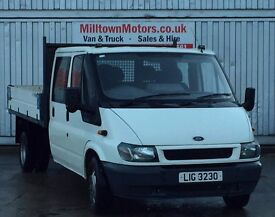 Ford Transit tipper ( Great condition)