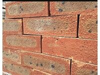 ibstock windsor red 65mm new facing bricks