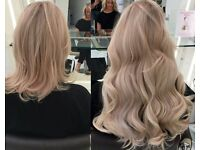 Weave Hair Extension and Nano Tip Hair Extensions