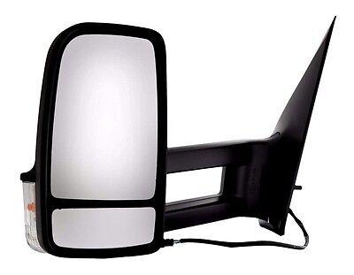 MERCEDES SPRINTER 906 06- Außenspiegel Elektrisch Spiegel links lange
