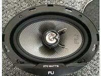 Fli 6x9 speakers car audio