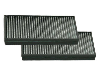 NEW CABIN AIR FILTER FIT BMW 520I 528I 535I 550I 640I 650I 740I 750I 64119163329