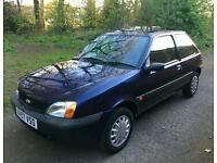 43,000 MILES 1 OWNER ** Ford Fiesta 1.25 ** Drives Like New