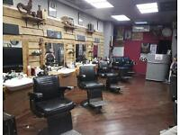 Looking for a female or male barber