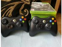 Xbox 360 games and controller for SALE