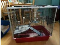 Cage for small pets