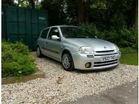 Renault clio sport 172 phase 1 not 182