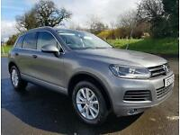 SORRY NOW SOLD!! Aug 2010 Volkswagen Touareg 3.0 V6 SE Auto B-TECH 4X4, HUGE SPEC!