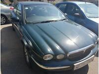 Jaguar X-type, starts and drives with MOT (spares and repairs)