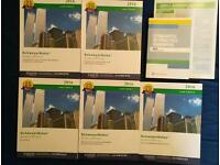 New! SchweserNotes CFA Level 1 books, 2016 (not used)