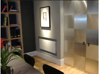 MDF Alcove unit built in make to measure wardrobes books sheving floating 20 years experience