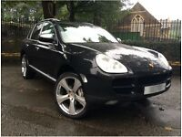 PORSCHE CAYENNE S ** Low Miles Only 75,000 ** Fantastic Condition ** 12 Month Mot **