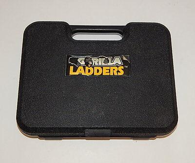 Gorilla Ladders Static Hinge Set Hard Case With Tools Aluminum Profession R10893