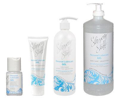 Slippery Stuff Water Based Gel Personal Sex Lubricant   Choose Size