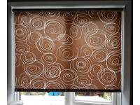 4 roller blinds for sale