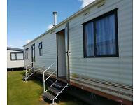 Caravan for hire on park resorts camber £595