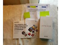 Xperia rose gold colour brand new in box latest phone out £450