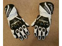 Motorcycle gloves Berik