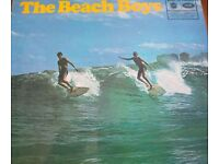 Vinyl the beach boy's