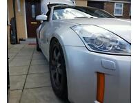 350z UK gt pack swap