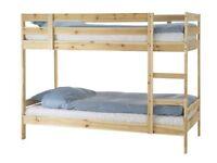 Bunk bed Mydal IKEA