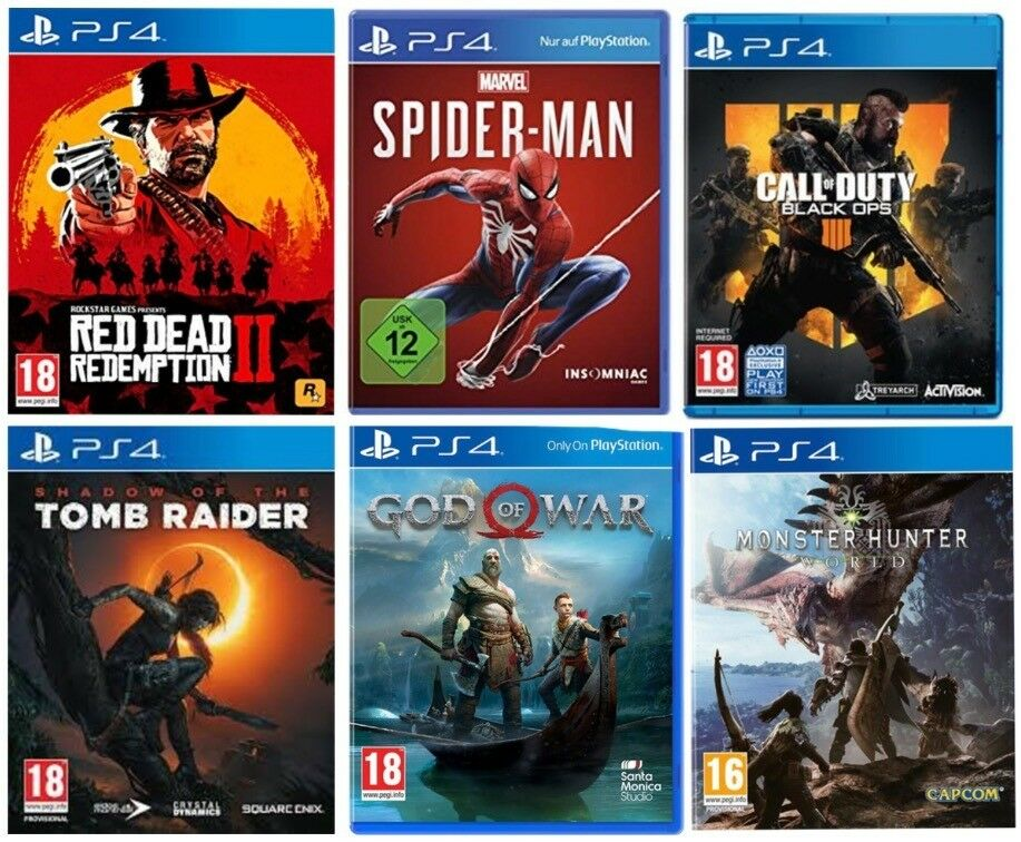 Latest 2018 PS4 games rental | in Victoria, London | Gumtree