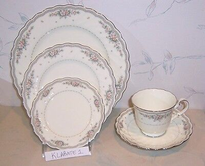 NEW Noritake KNOTTINGHILL 5  Piece Place Setting (s) - ALL BRAND NEW!