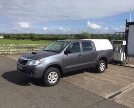 62 Toyota Hilux HL2 Double Cab Pick Up