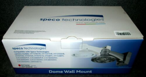 Speco INTWM Dome Camera Wall Mount ~ NEW