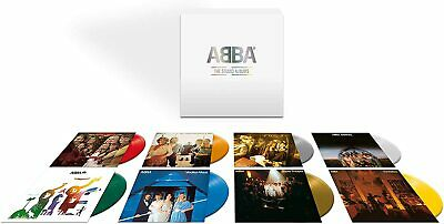 ABBA - The Vinyl Collection - 8 LP Coloured Vinyl Box Set...