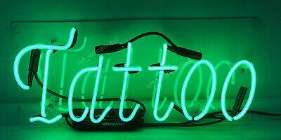 New Tattoo Piercing Neon Sign Acrylic Gift Light Lamp Bar Wall Room - Neon Tattoo