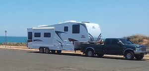 2014 Jayco 28.87ft 5th Wheeler Norville Bundaberg City Preview