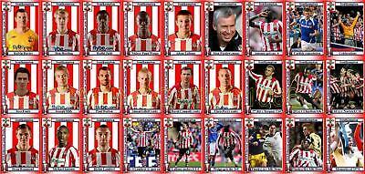 Southampton 2010 Football League Trophy Winners Football Trading Cards